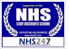 GET YOUR NHS DISCOUNT CARD